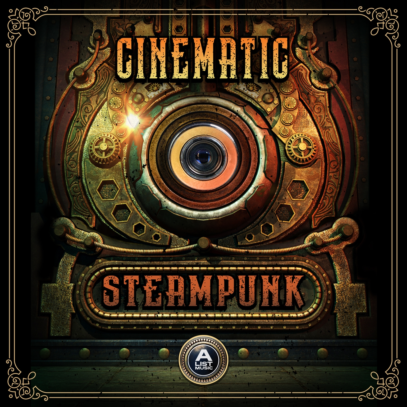 Cinematic Steampunk - Eclectic, Neoclassical, Punk