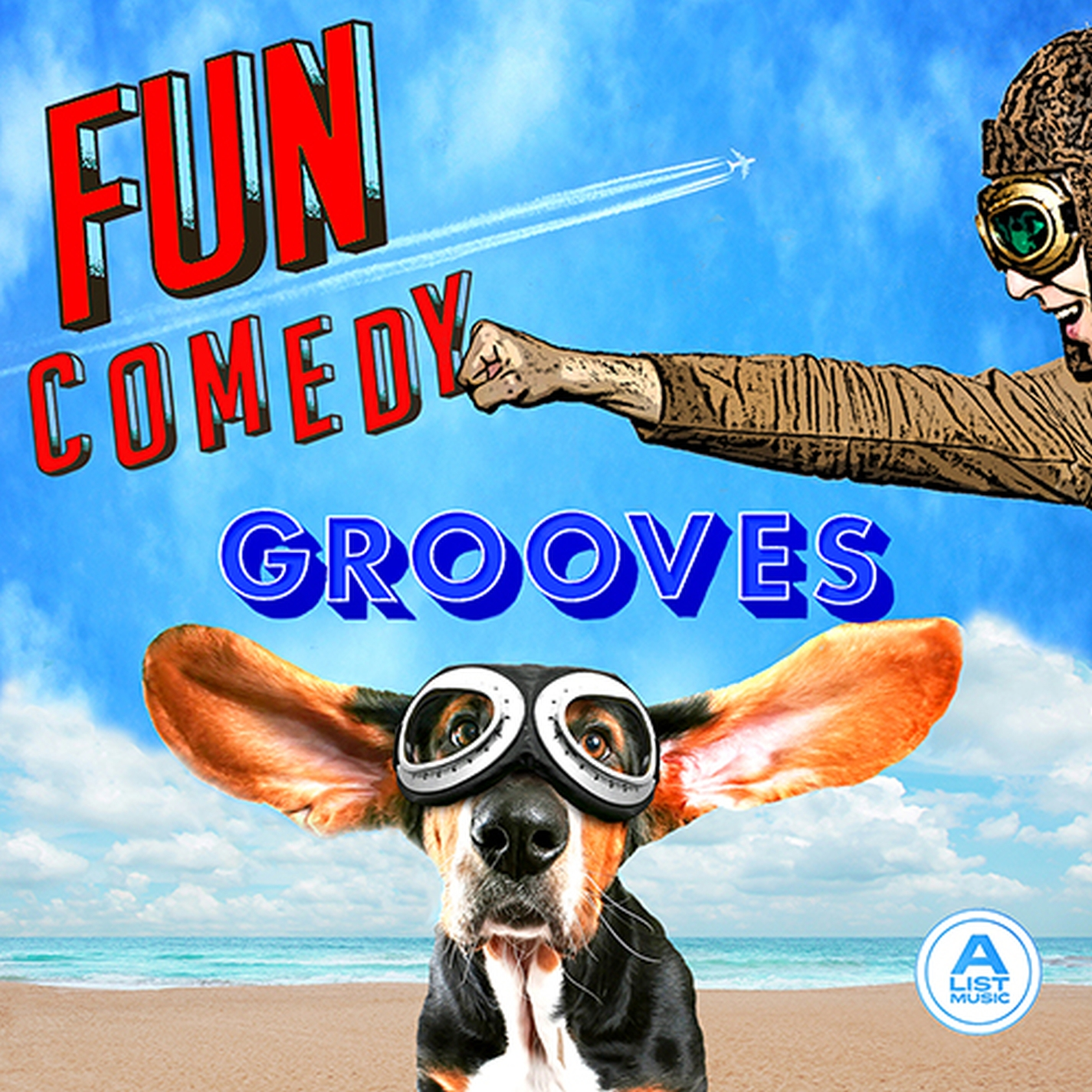Fun Comedy Grooves - Action Comedy Styles