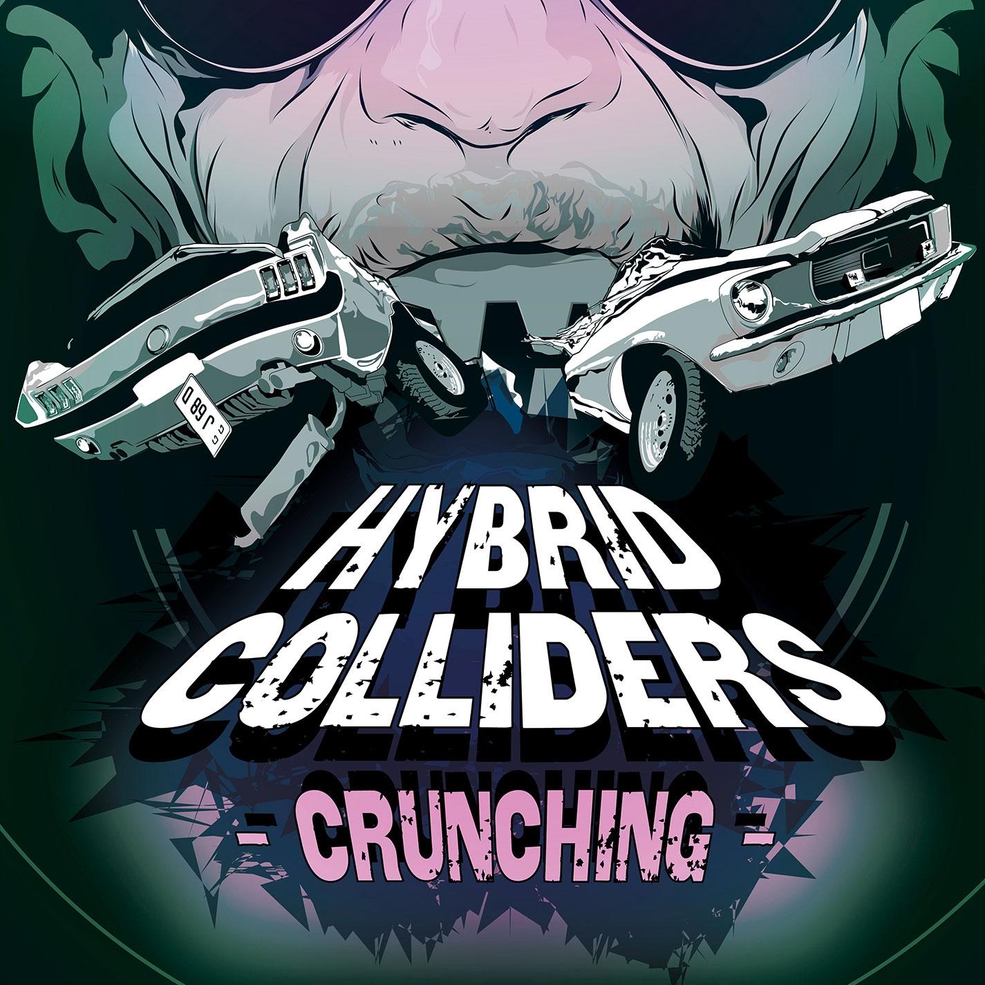 Hybrid Colliders - Crunching
