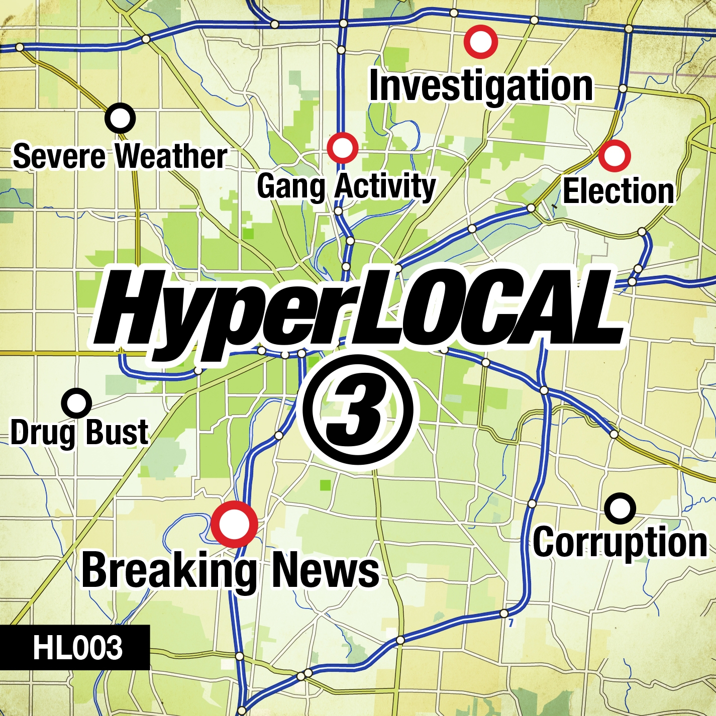 Hyperlocal 3