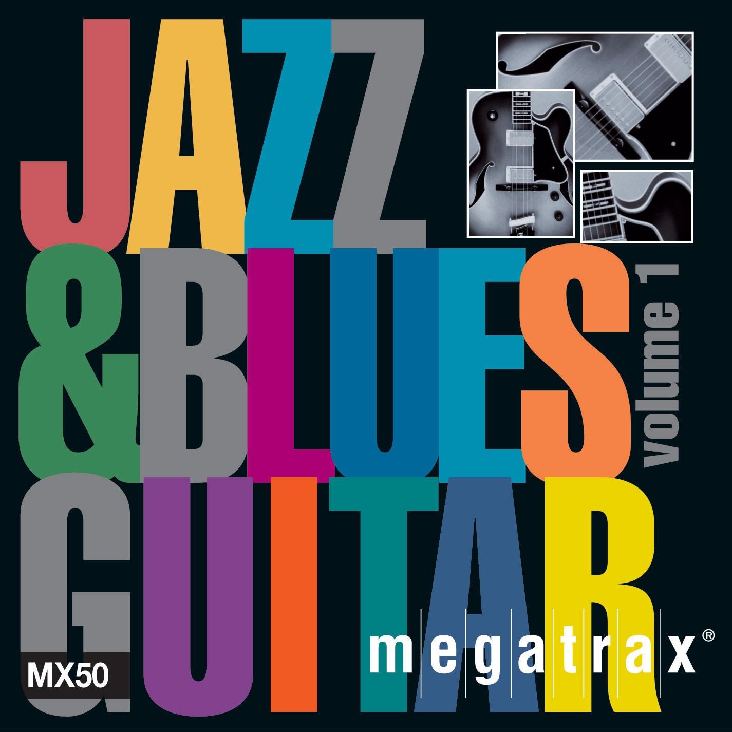 Jazz & Blues Guitar Vol. 1