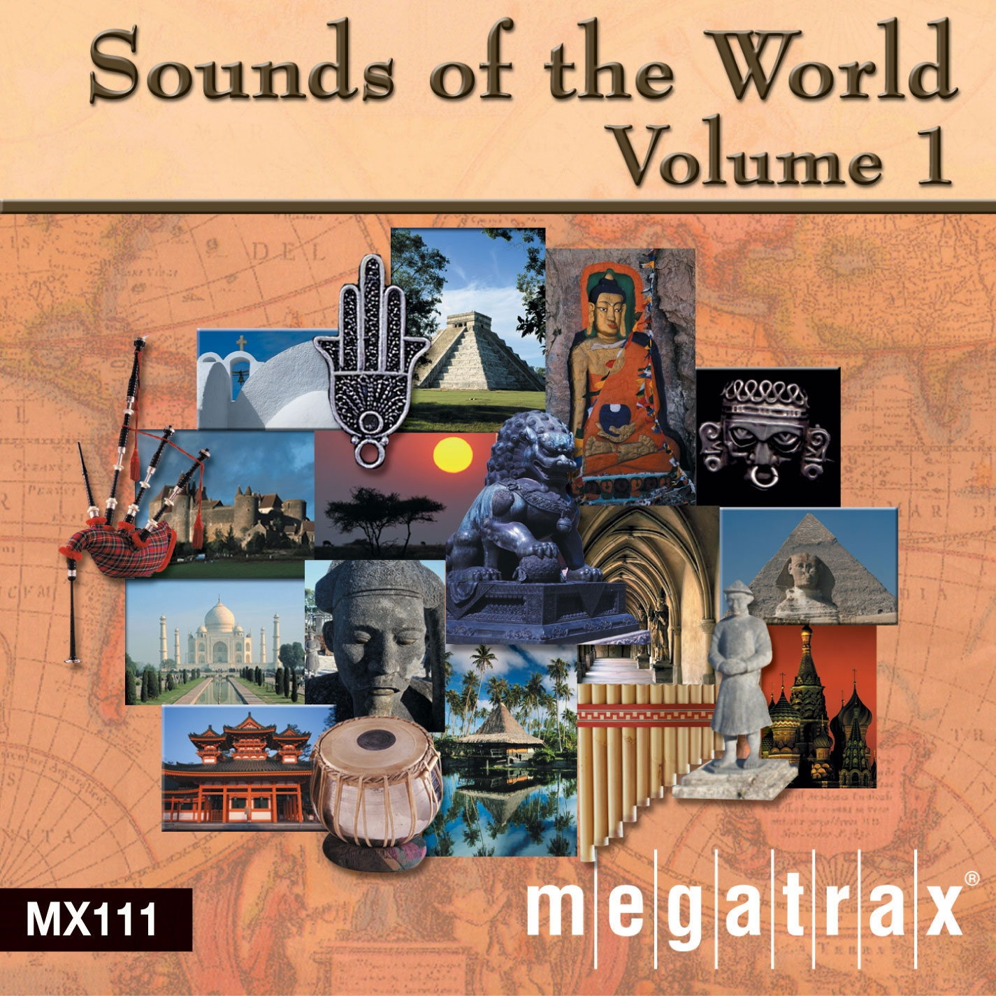 Sounds of the World Vol. 1