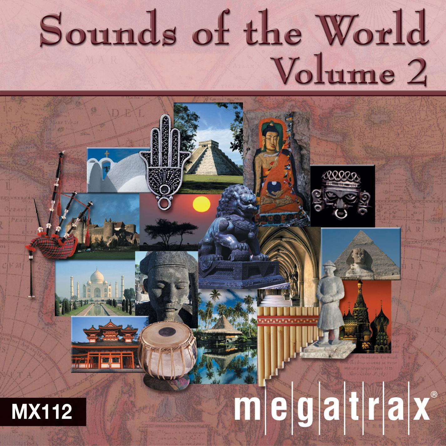 Sounds of the World Vol. 2