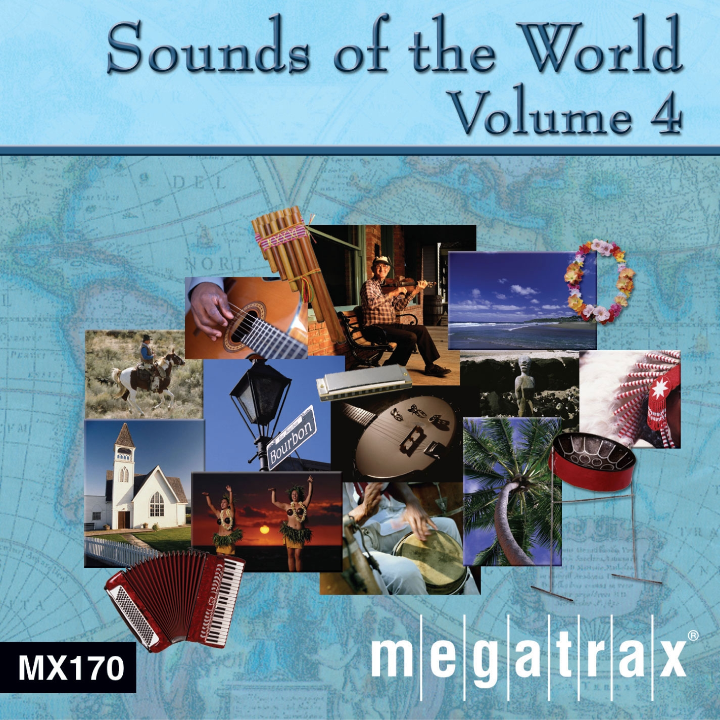 Sounds of the World Vol. 4