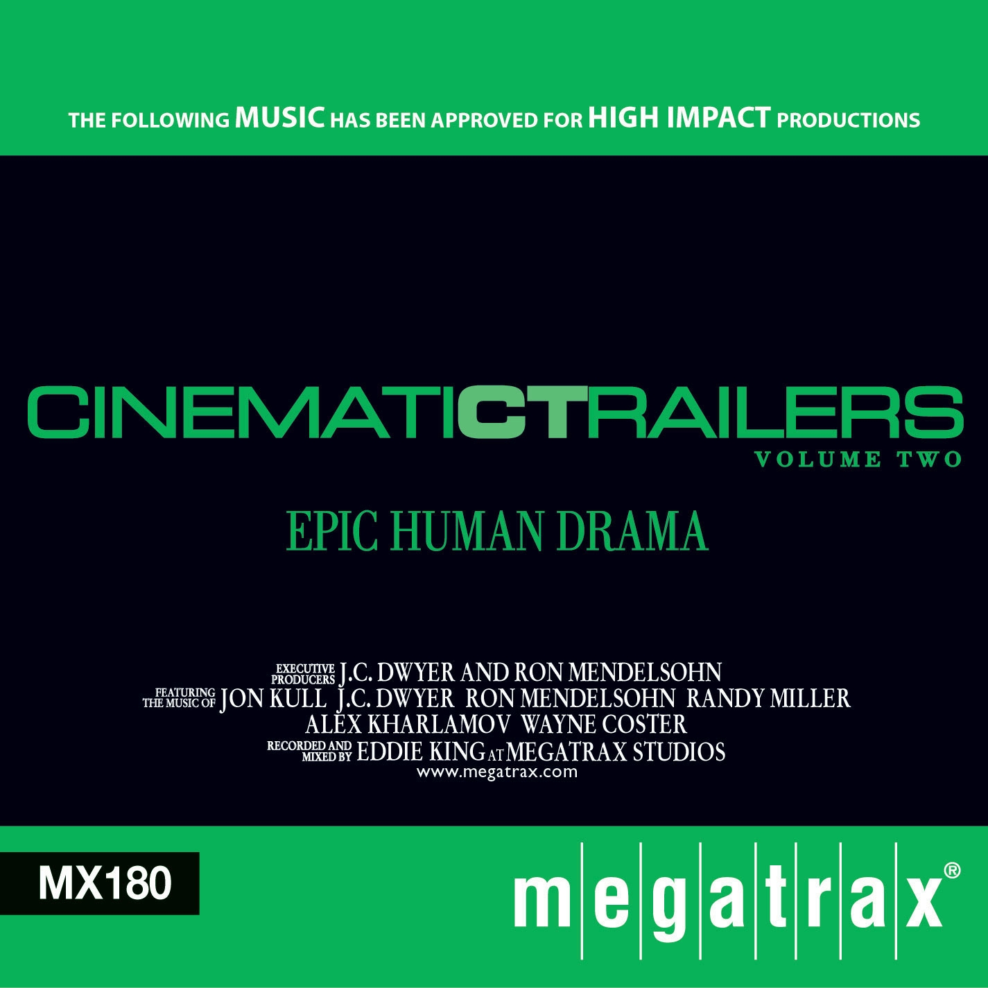 Cinematic Trailers 2: Epic Human Drama