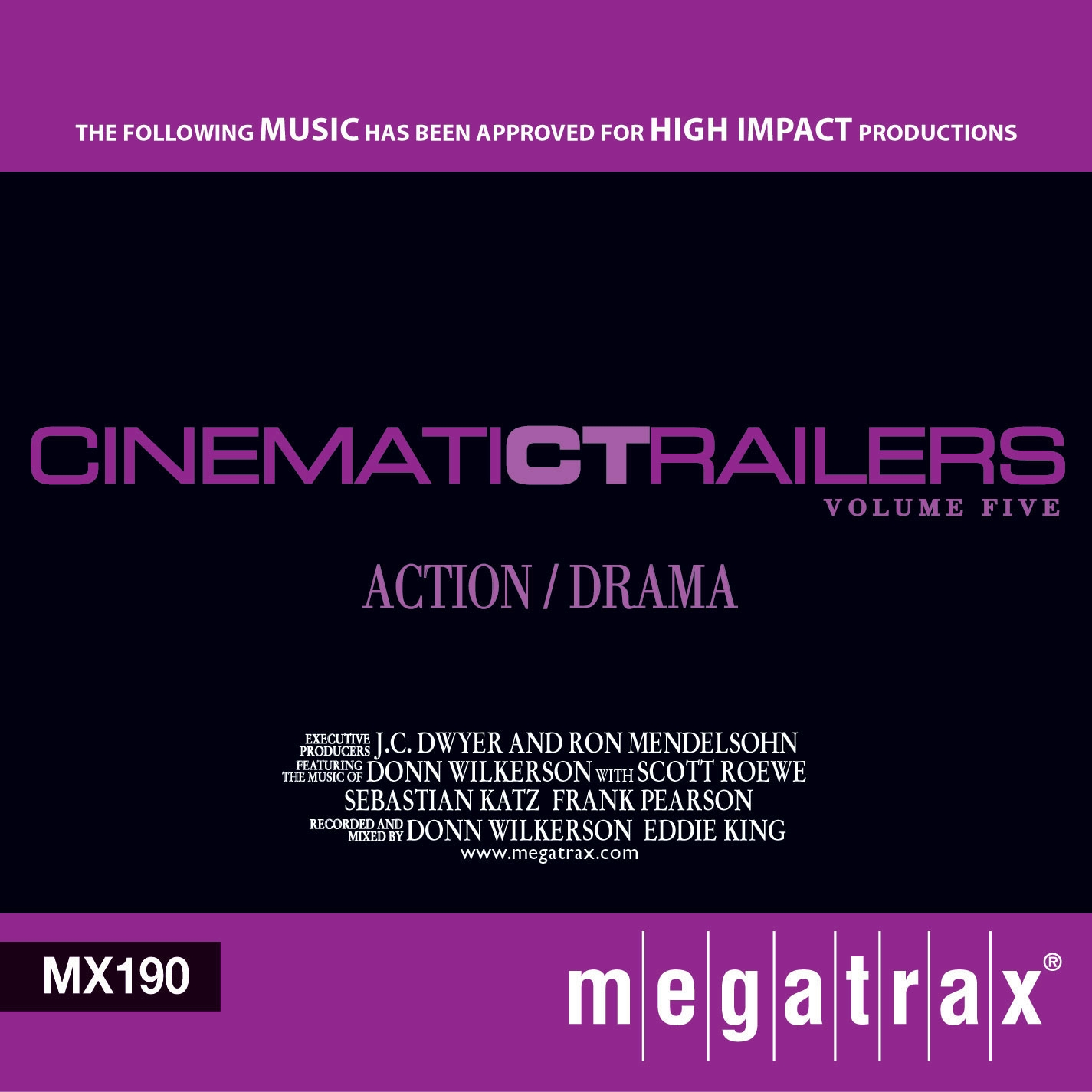 Cinematic Trailers 5: Action / Drama