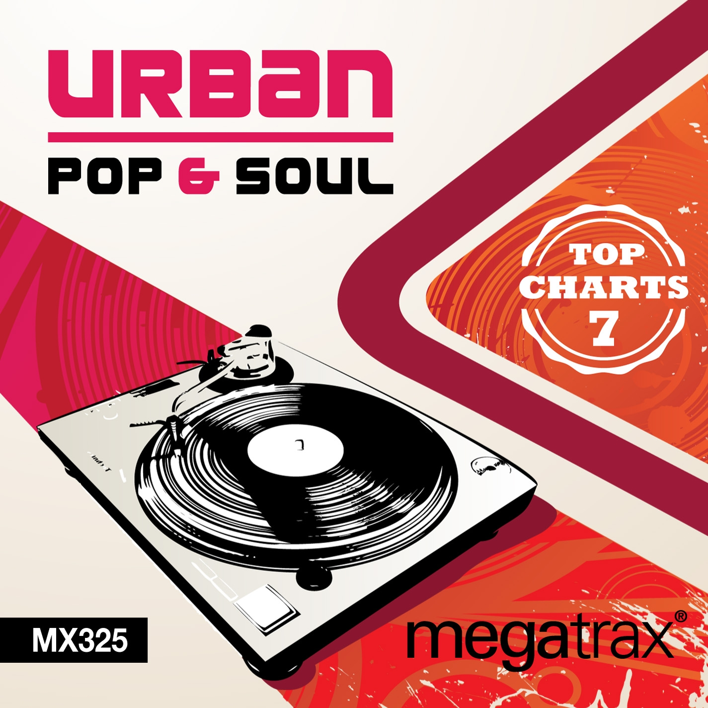 Top Charts 7 : Urban Pop And Soul