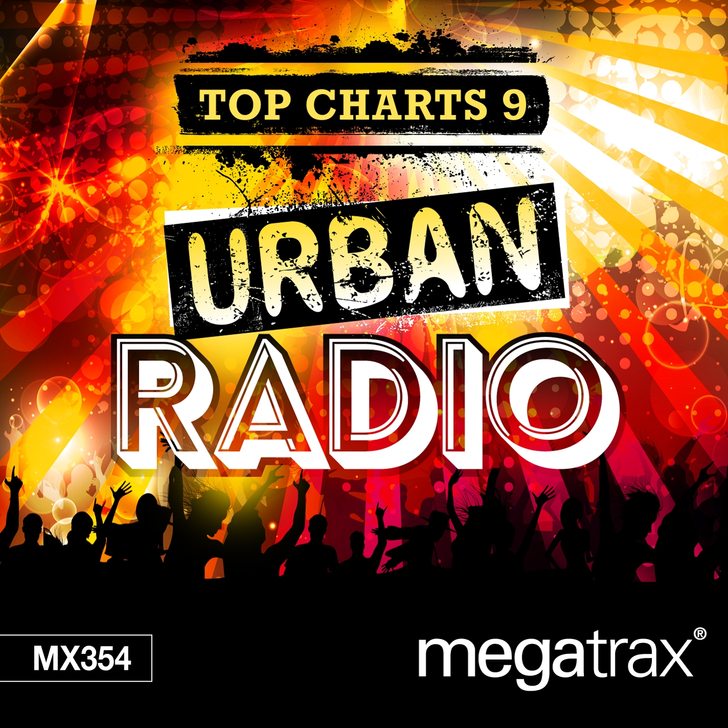Top Charts 9: Urban Radio