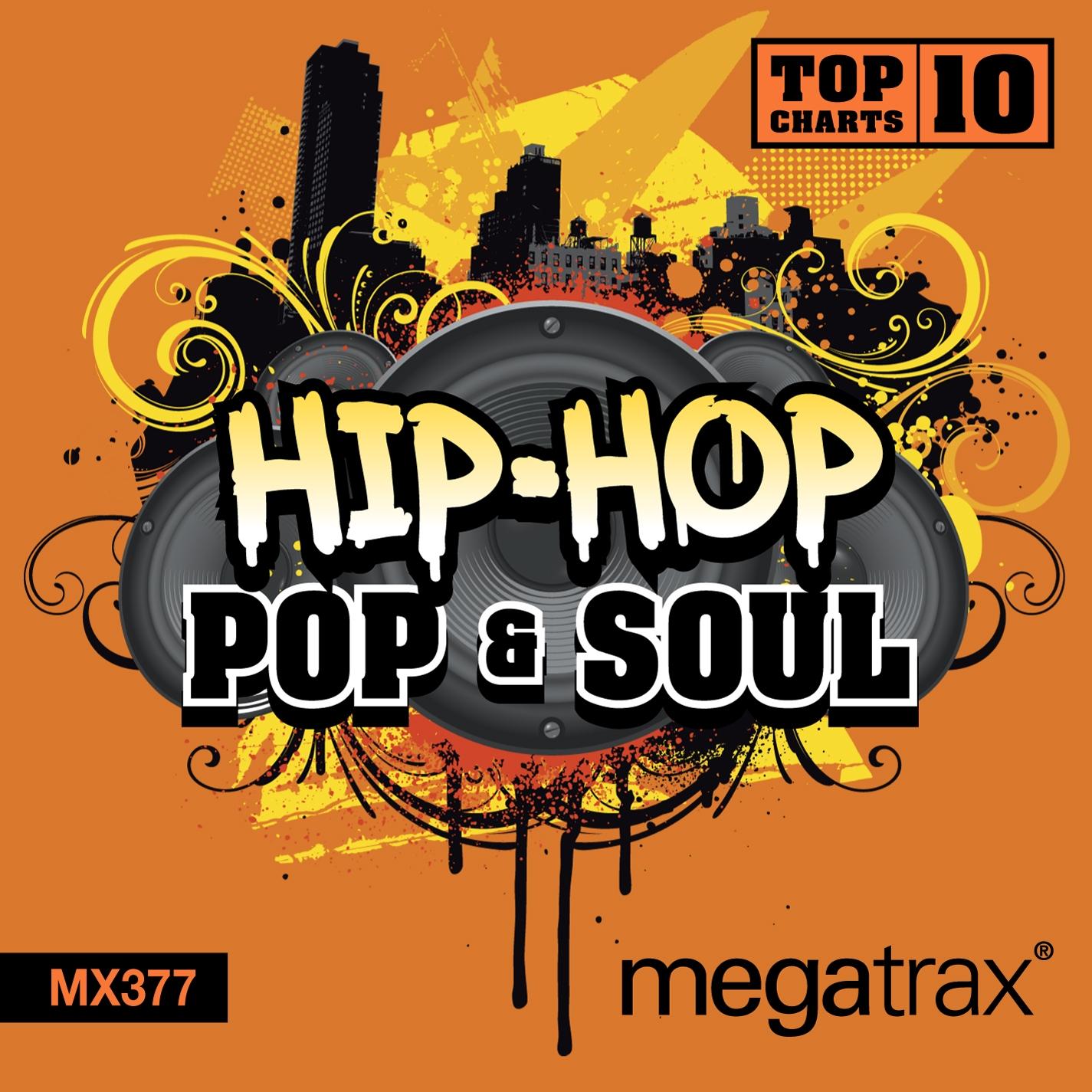 Top Charts 10: Hip-Hop, Pop And Soul